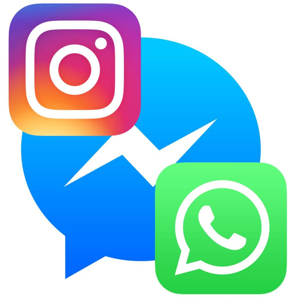 instagram whatsapp messenger integrati