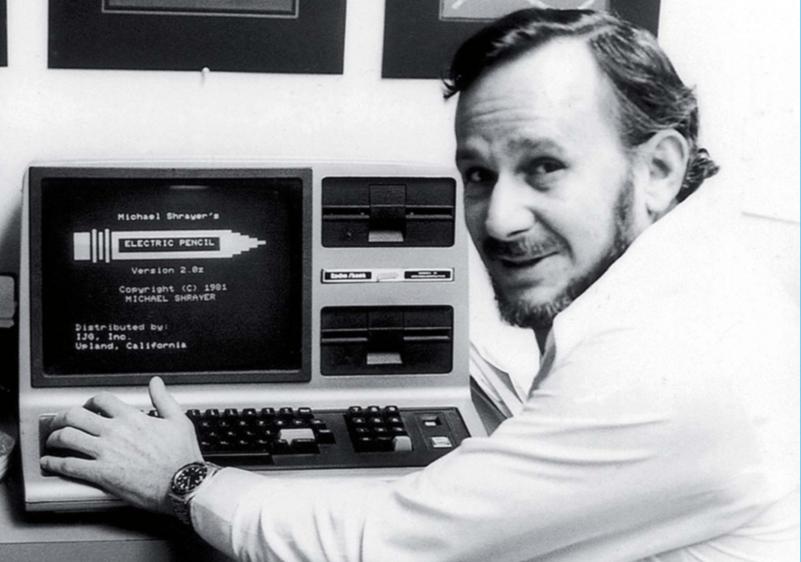 primo software elaborazione testi