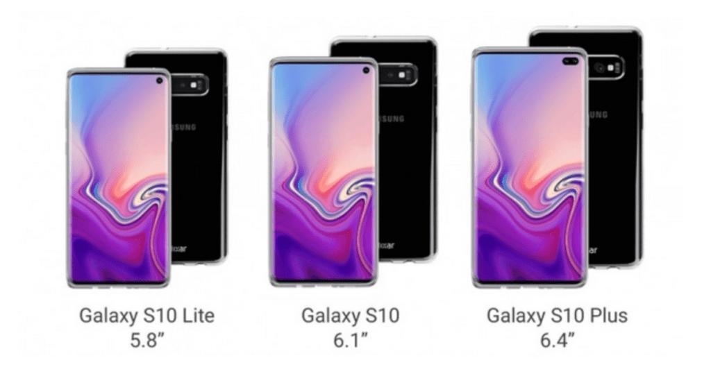 samsung galaxy s10 caratteristiche