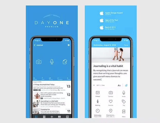 App essenziali per iPhone Dayone