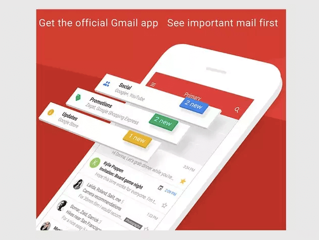 App essenziali per iPhone Gmail
