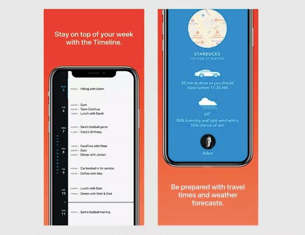 App essenziali per iPhone timepage
