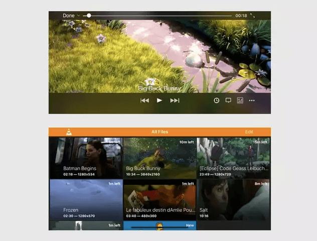 App essenziali per iPhone VLC