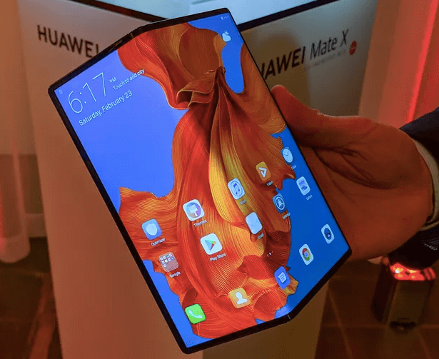 Huawei: smartphone pieghevole in arrivo entro fine mese?