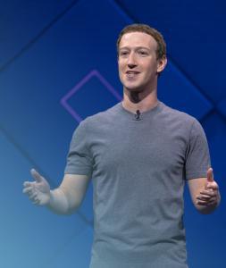 Le persone più ricche del mondo 2019: mark Zuckerberg