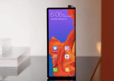 smartphone mate x pieghevole