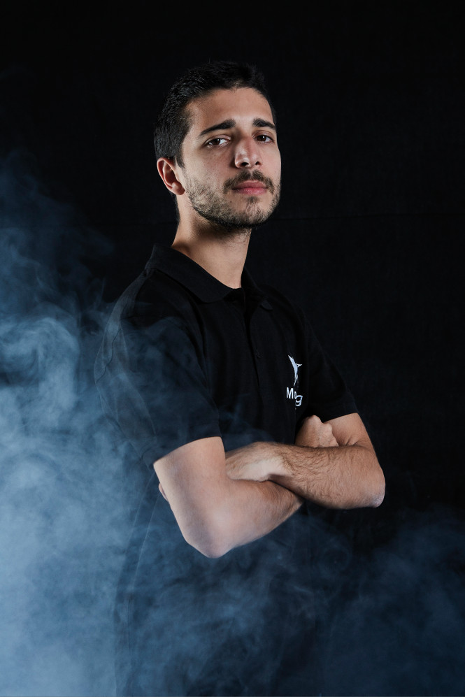 Alexandre SimoTes, Team Manager della squadra dei Samsung Morning Stars