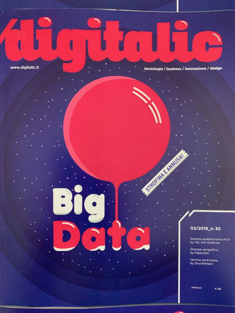 Digitalic n. 82 Big Data