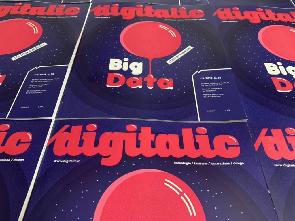 Digitalic n. 82 Big Data