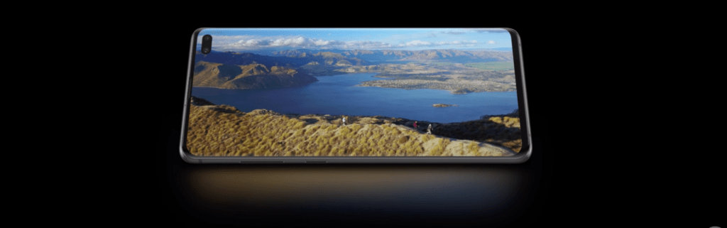 Galaxy S10+ recensione: display HDR
