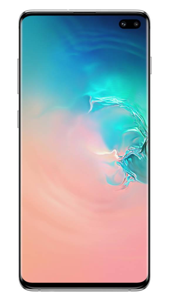 Galaxy S10+ recensione: lo schermo
