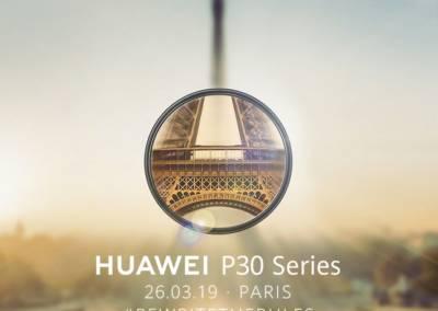 Presentazione P30 e P30 Pro