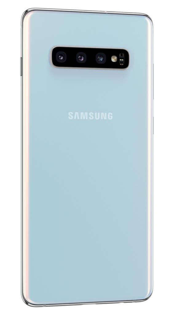 Galaxy S10+ recensione: design