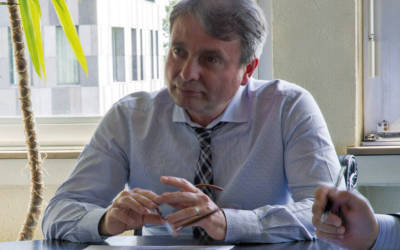 Giancarlo Vilella: La tecnologia del Parlamento Europeo