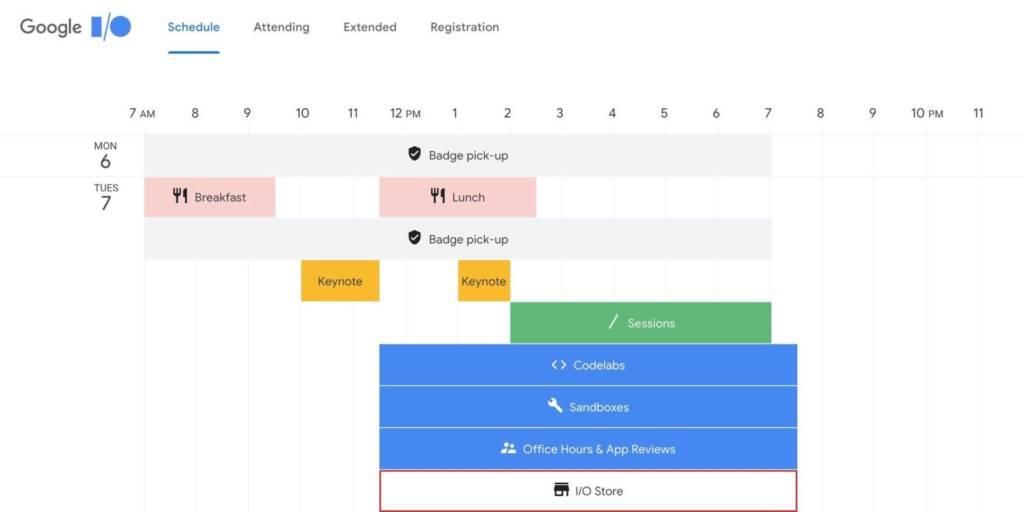 Google I/O 2019: il programma con tutti i contenuti