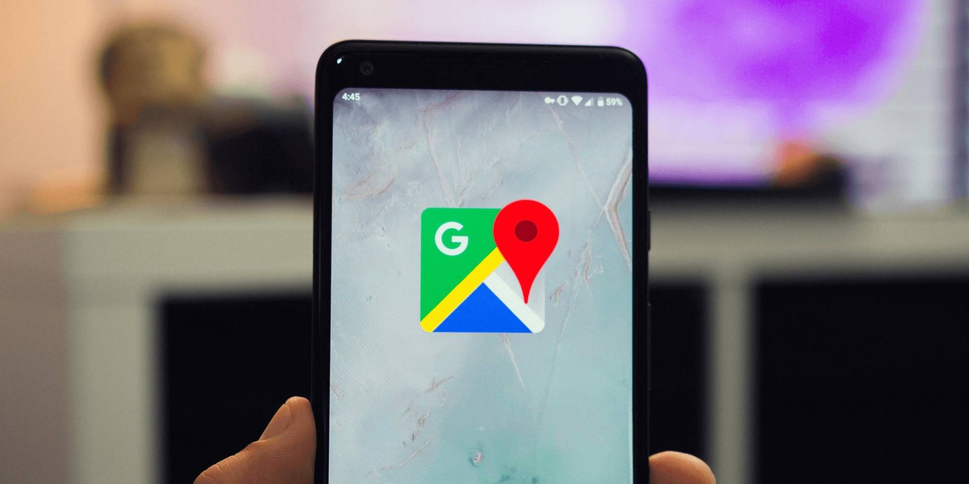 google maps eventi