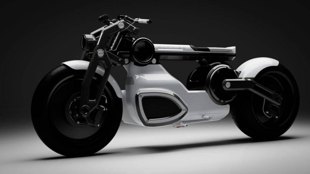 Migliori moto elettriche 2019: Curtiss Zeus