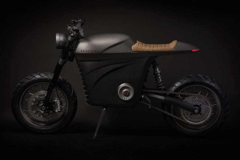 Miglioro motoo elettriche 2019 Tarform Scrambler
