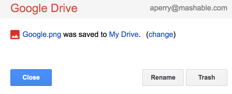 estensioni chrome savetodrive