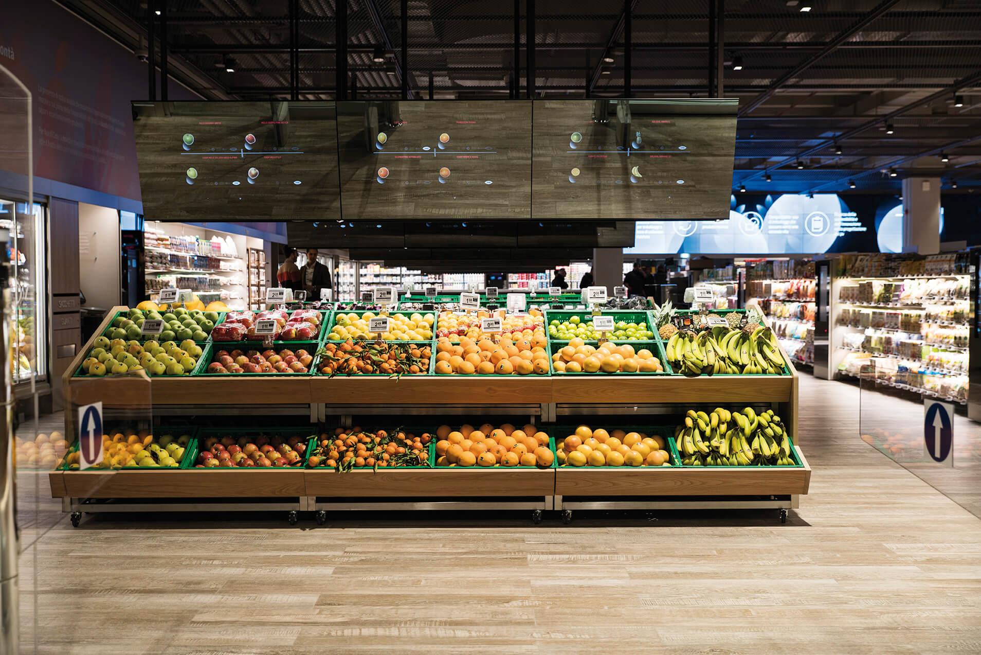 supermarket futuristici