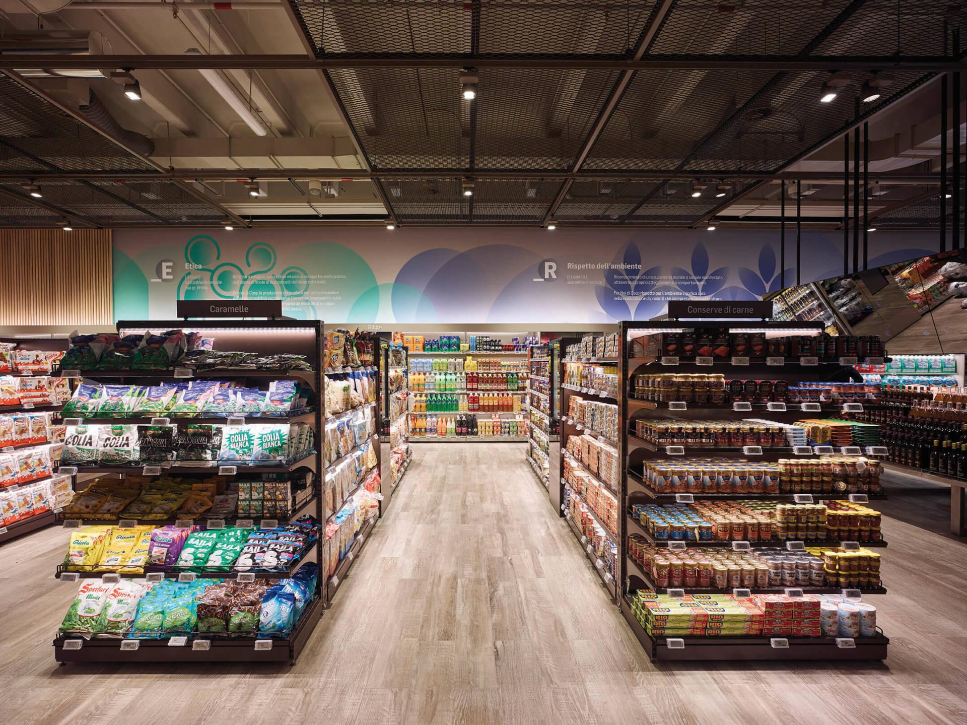 supermercati innovativi
