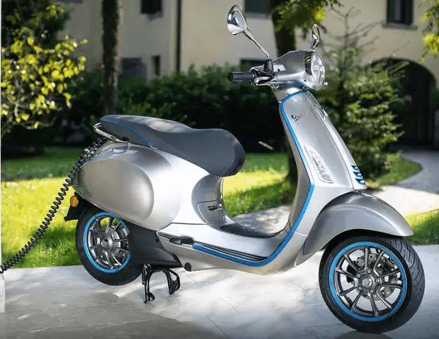 Migliori Moto Elettriche 2019: La Vespa elettrica