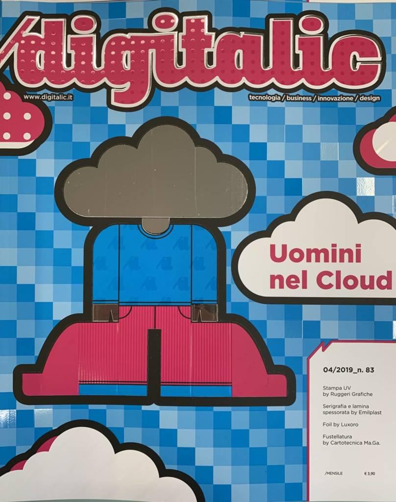 Digitalic n. 83 Uomini del Cloud