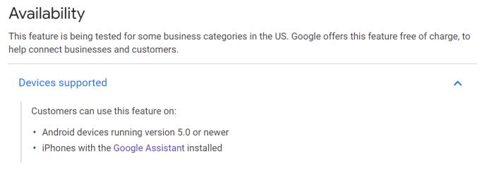 Google-Duplex-device-compatility-US