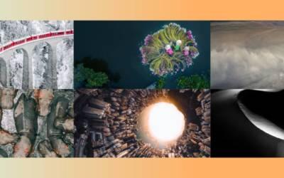 Le migliori foto scattate dai droni: i vincitori del concorso aereo fotografico di SkyPixel