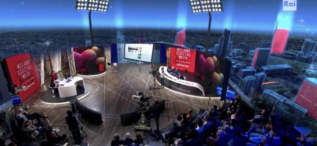 RAI innovazione digitale Studio TV