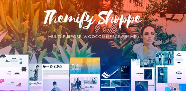 Migliori Temi WordPress: Shoppe