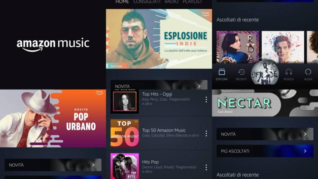 Amazon musica gratis