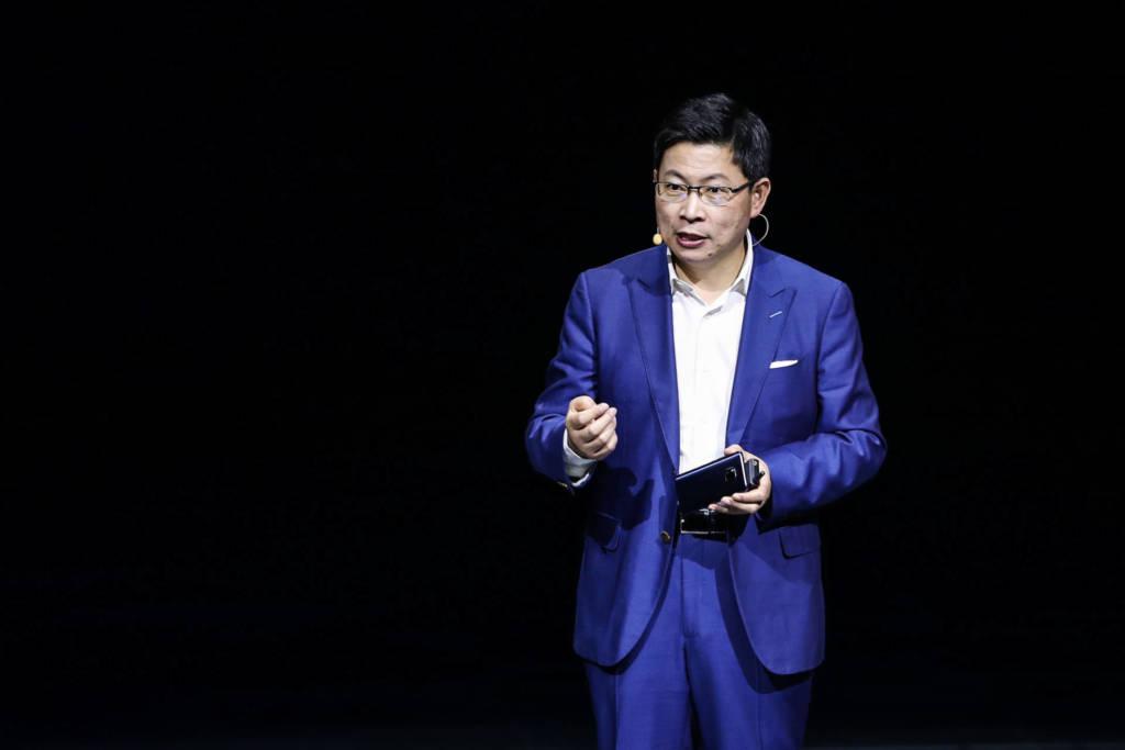 Huawei Richard Yu piani