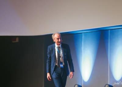 Il Presidente Var Group Giovanni Moriani