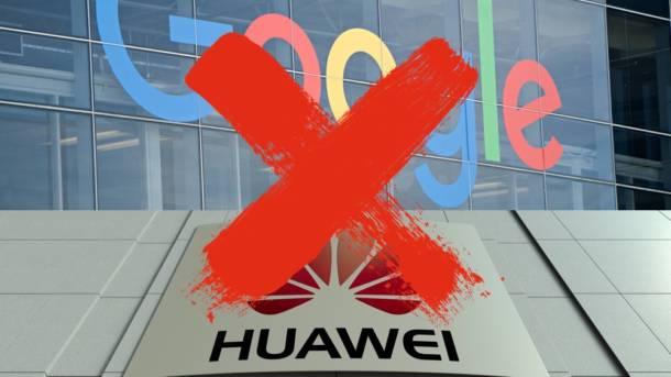 Google Abbandona Huawei