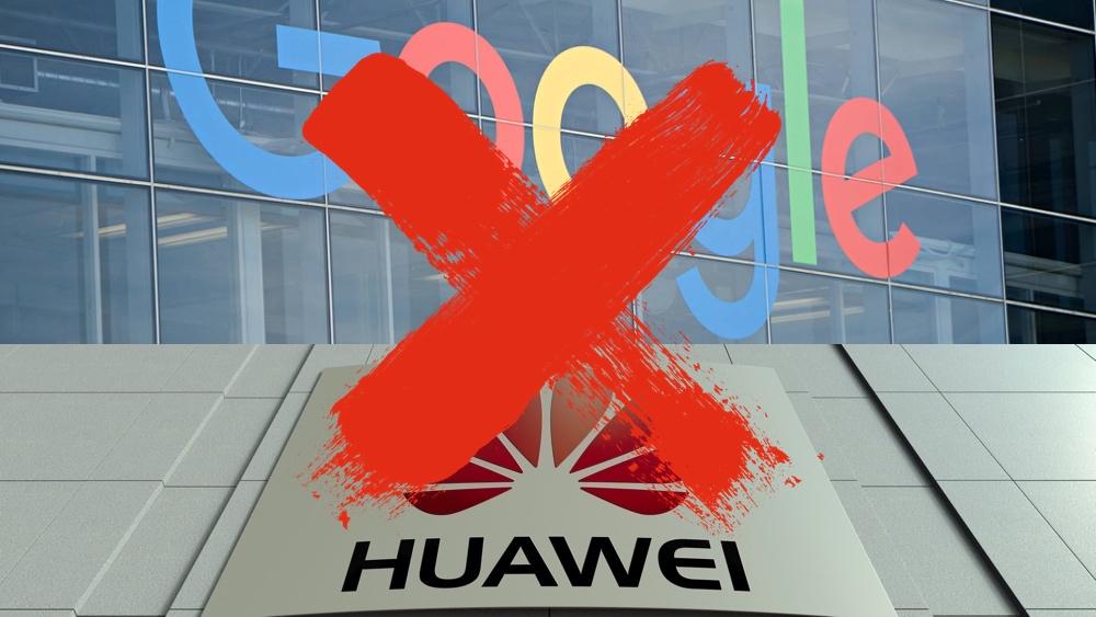 Perché Google ha abbandonato Huawei