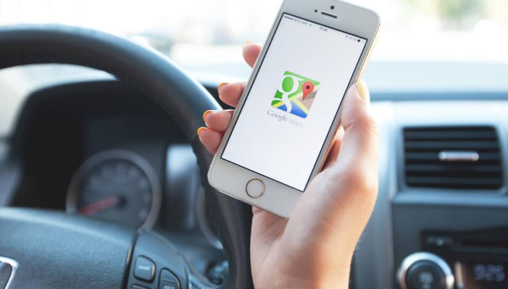 Google maps segna autovelox anche su iPhone
