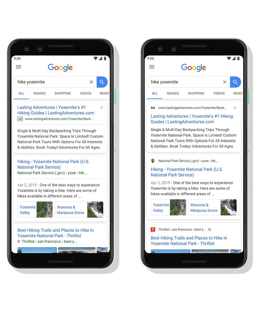 google-search-nuovo-look-risultati-di-ricerca
