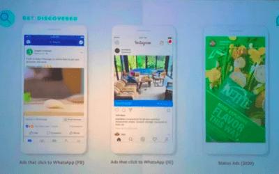 Ufficiale: ci sarà la pubblicità su WhatsApp dal 2020
