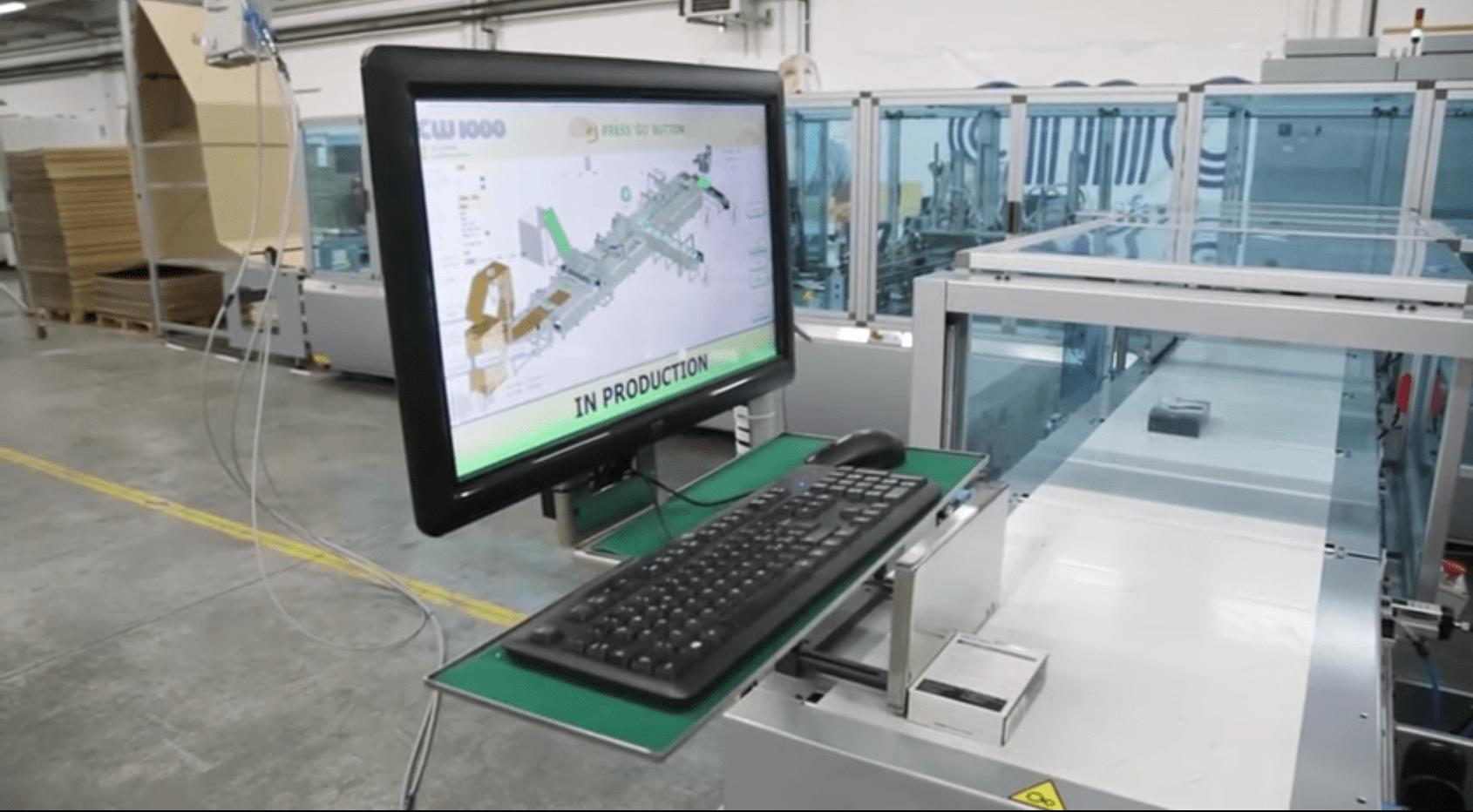 Amazon: robot italiani per velocizzare l'imballo merci di 5 volte