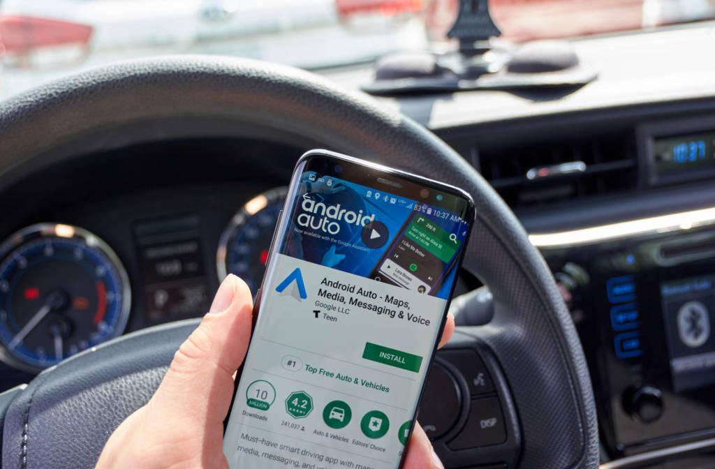 Android Auto Nuovo