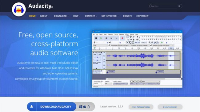 Migliori software Open Source