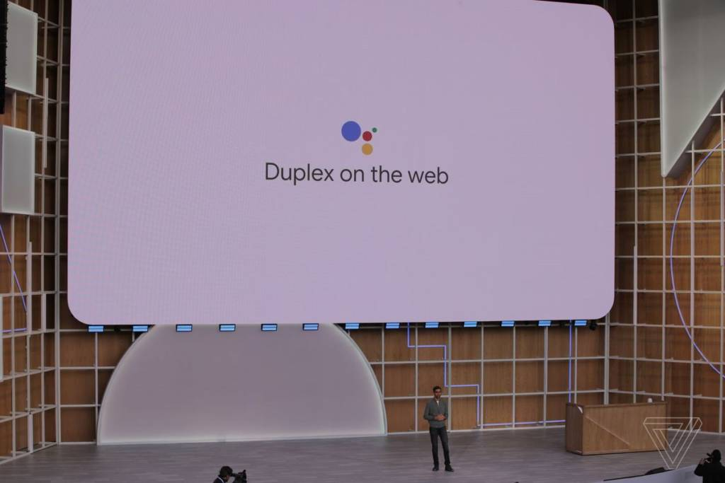 Google Duplex Web