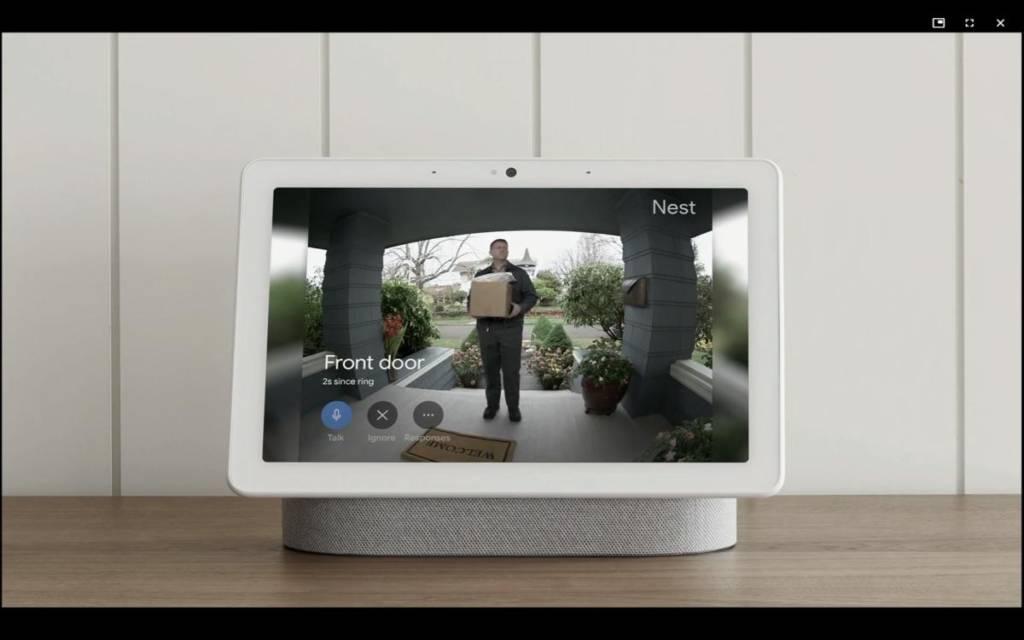 Nest Hub Max sarà il nuovo Google Home Hub