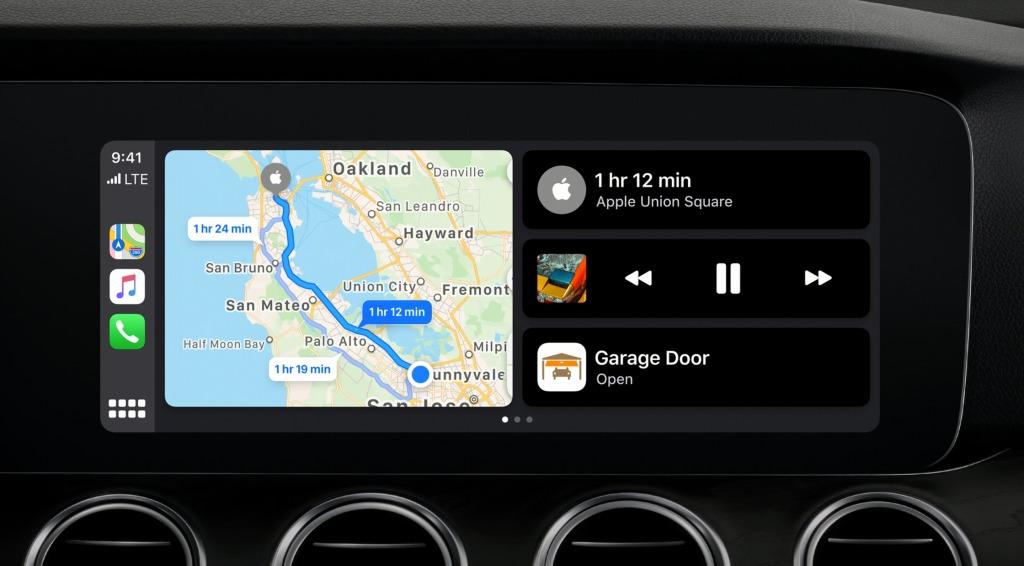 Anteprima Apple CarPlay per iOS 13: modalità light e tante novità