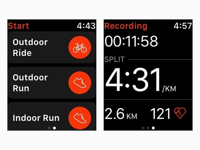 Migliori App fitness per Apple Watch: strava