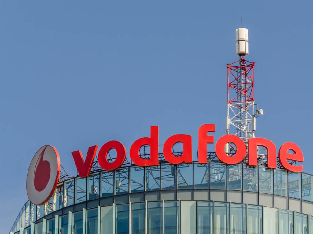 5G Vodafone città coperte