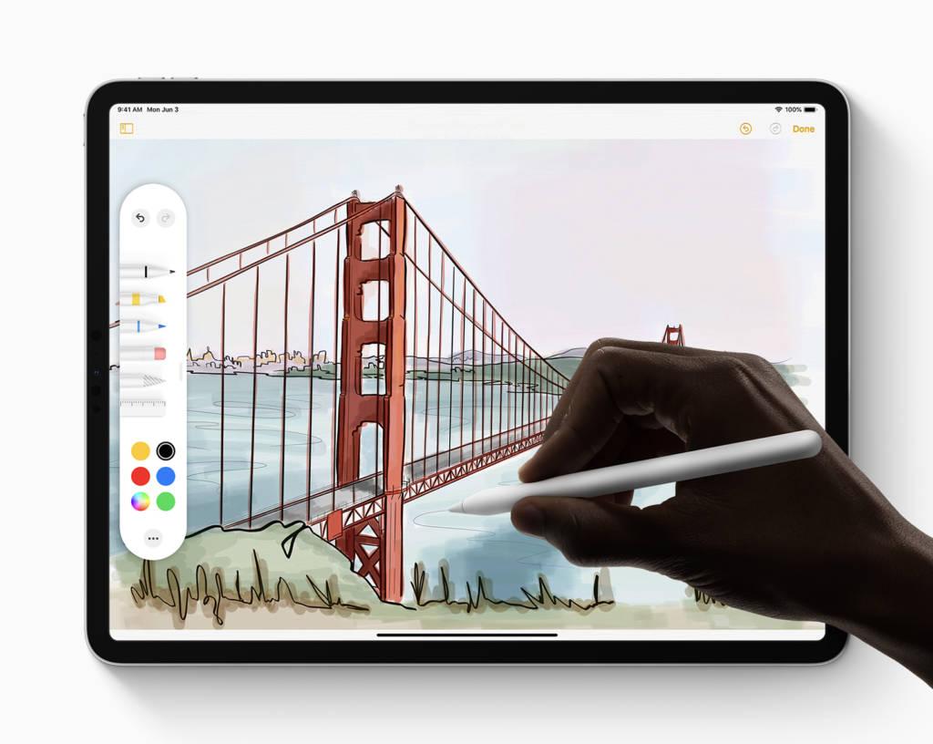 Apple Pencil per iPad iPadOS