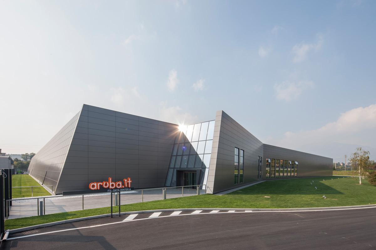Aruba Green Data Center