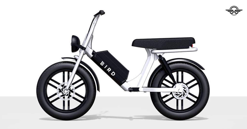 Bird Cruiser bici elettrica